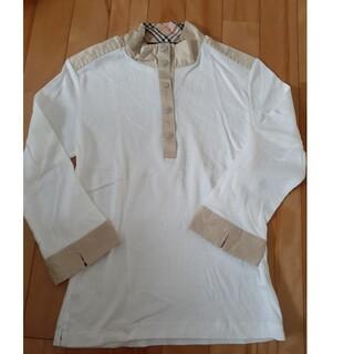 バーバリー(BURBERRY)のBURBERRY カットソー(Tシャツ/カットソー(七分/長袖))