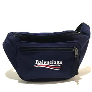 バレンシアガ(Balenciaga)の未使用バレンシアガ  ウエストバッグ エクスプローラー ユニセックス ネイビー(ボディバッグ/ウエストポーチ)