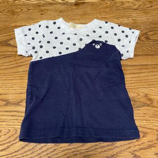 フランシュリッペ(franche lippee)のfranche lippee*100 くまさんTシャツ(Tシャツ/カットソー)
