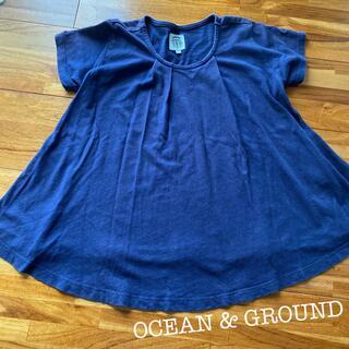 マーキーズ(MARKEY'S)のOCEAN & GROUND☆Tシャツ(Tシャツ/カットソー)