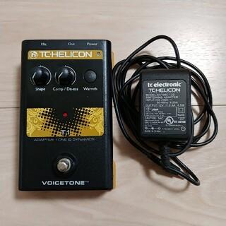 【ジャンク品】TC HELICON  VOICETONE T1(エフェクター)