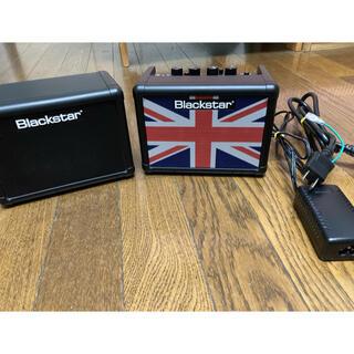 Blackstar/FLY3(Union Jackブラック)ステレオパックセット(ギターアンプ)