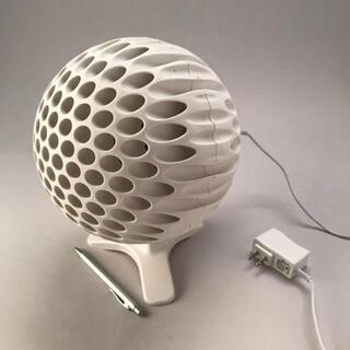 イデアインターナショナル(I.D.E.A international)の【再出品】IDEA製 卓上ファン 白 扇風機(扇風機)