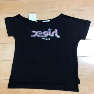 エックスガール(X-girl)のX-girl 120㎝(Tシャツ/カットソー)
