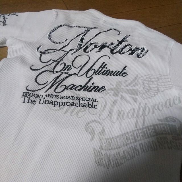 Norton(ノートン)のNorton 半袖Tシャツ メンズのトップス(Tシャツ/カットソー(半袖/袖なし))の商品写真