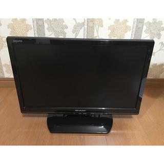 アクオス(AQUOS)のSHARP AQUOS 19型 LC-19K90 (テレビ)