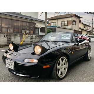 マツダ - 【MT車!1800CC】ユーノス ロードスター NA8C