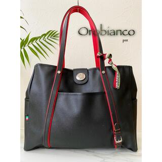 Orobianco - 極美品 Orobianco オロビアンコ 約5万 レザーショルダーバッグ