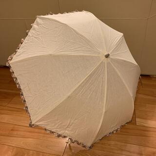 バーバリー(BURBERRY)のバーバリー BURBERRY 日傘 晴雨兼用(傘)