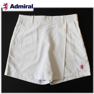 アドミラル(Admiral)の《アドミラル ゴルフ》新品 ラップショートパンツ 裏地付 L(W72~76)(ウエア)