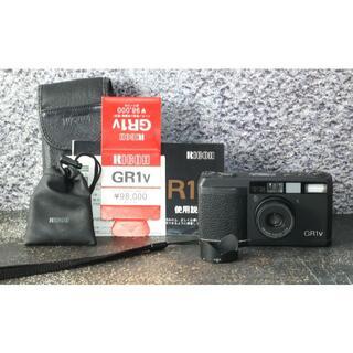 RICOH - 【完動品】Ricoh GR1V 高級コンパクトフィルムカメラ