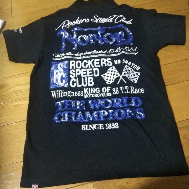 Norton(ノートン)のNorton ポロシャツ メンズのトップス(ポロシャツ)の商品写真