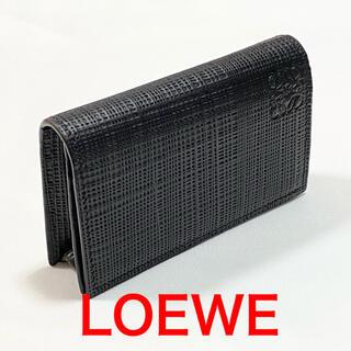 ロエベ(LOEWE)のLOEWE card holder(名刺入れ/定期入れ)