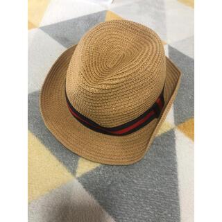 グローバルワーク(GLOBAL WORK)の麦わら帽子 ストローハット(帽子)