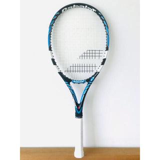Babolat - 【美品】バボラ『ピュアドライブ』テニスラケット/G3/ブルー&ブラック/希少