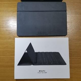 iPad - 【美品】iPad スマートキーボード mptl2j/a