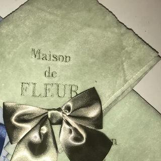 メゾンドフルール(Maison de FLEUR)のメゾンドフルール  今治 タオルハンカチ(ハンカチ)