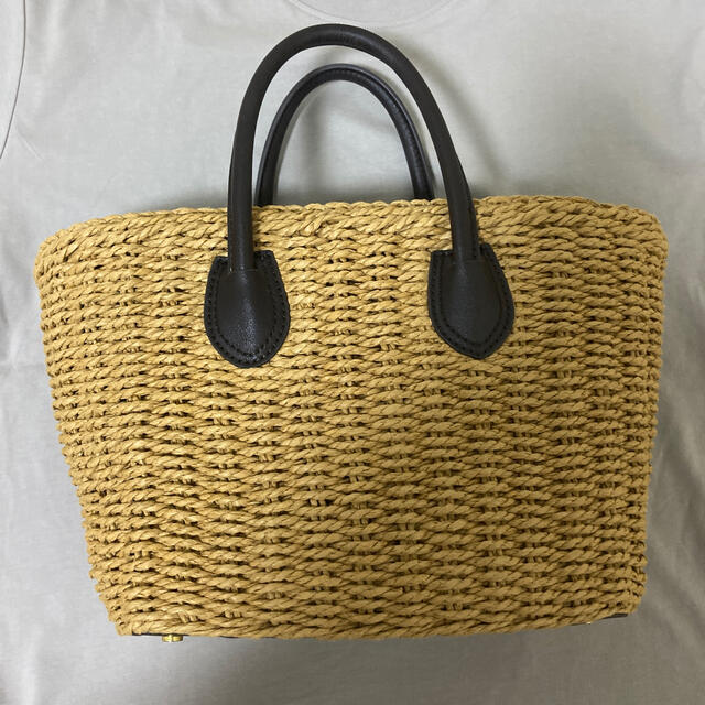 Mila Owen(ミラオーウェン)のミラオーウェン  かごバック レディースのバッグ(かごバッグ/ストローバッグ)の商品写真