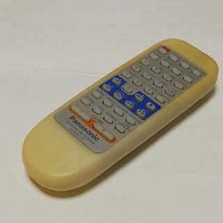 パナソニック(Panasonic)のPanasonic RX-MDX55用 リモコン EUR648110(ポータブルプレーヤー)