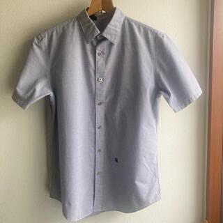 エヌハリウッド(N.HOOLYWOOD)のN.HOLLYWOOD 半袖チェックシャツ(シャツ)