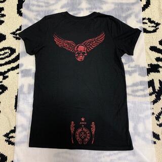 クロムハーツ(Chrome Hearts)の正規品 クロムハーツ フォーティTシャツ Lサイズ(Tシャツ(半袖/袖なし))