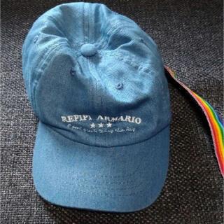 レピピアルマリオ(repipi armario)のレピピアルマリオ キャップ 帽子☆(帽子)