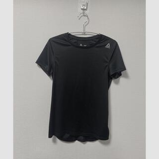 リーボック(Reebok)の【匿名配送】美品/Reebok トレーニングTシャツ スポーツ  ランニング(ウェア)