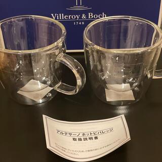 ビレロイアンドボッホ(ビレロイ&ボッホ)の新品ビレロイ&ロッホ アルテサーノ ホット&ゴールド カップMセット(グラス/カップ)