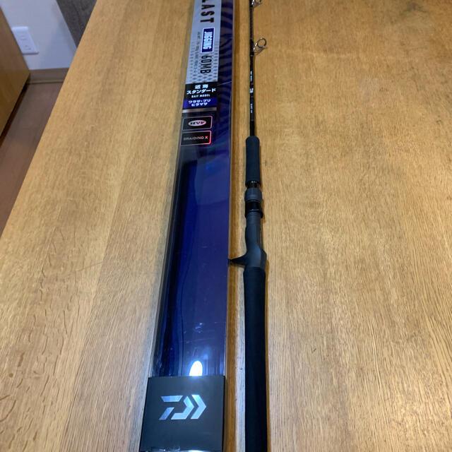 DAIWA(ダイワ)のダイワ  ブラスト J60MB-V ジギングロッド  スポーツ/アウトドアのフィッシング(ロッド)の商品写真
