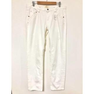 FRAMeWORK - 新品!フレームワーク ダメージ加工ホワイトジーンズ