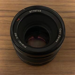 ライカ(LEICA)のコンタックス CONTAX 645 planar80mm f2 プラナー80mm(フィルムカメラ)