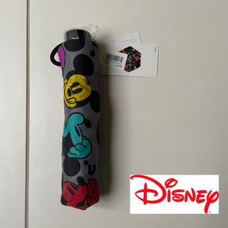 Disney - 定価3,190円 ミッキー 折りたたみ傘