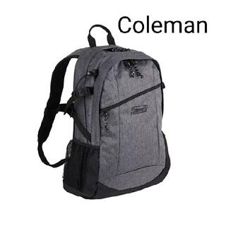 コールマン(Coleman)のColeman ウォーカー 25 ヘリンボーン リュック コールマン グレー(バッグパック/リュック)