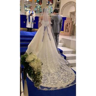 タカミ(TAKAMI)のタカミブライダル ロングヴェール(ウェディングドレス)