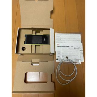 ファーウェイ(HUAWEI)のWiMAX 2+ SPEED Wi-Fi NEXT W05 (UQ版/ブラック…(PC周辺機器)