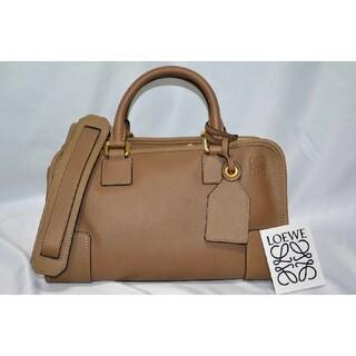 ロエベ(LOEWE)のはなはな様専用 正規品 ロエベ アマソナ28 ミンクカラー(ハンドバッグ)