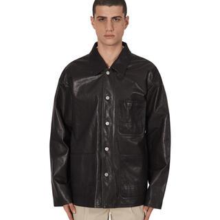 Maison Martin Margiela - 20SS Maison Margiela Oversize Leather JK