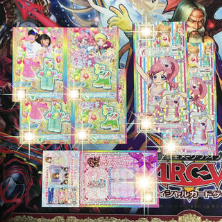 プリチャンまとめ売り(シングルカード)