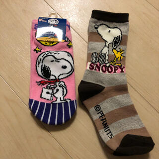 スヌーピー(SNOOPY)のスヌーピー・靴下(靴下/タイツ)