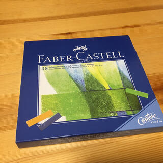 ファーバーカステル(FABER-CASTELL)のFABER-CASTELソフトパステル(クレヨン/パステル)