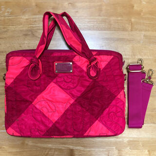 MARC BY MARC JACOBS - MARC JACOBS 2WAY ノートパソコンバッグ