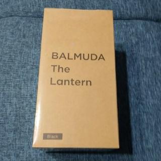 バルミューダ(BALMUDA)の【新品未開封品】L02A-BK(ライト/ランタン)