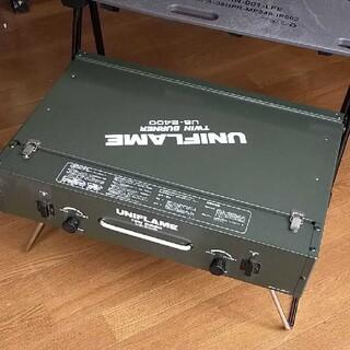 UNIFLAME - ユニフレーム ツーバーナー us-2400