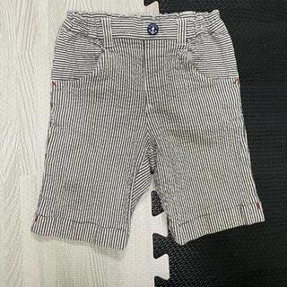 ファミリア(familiar)のハーフパンツ パンツ ズボン 100 ファミリア familiar(パンツ/スパッツ)