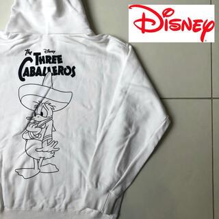 ディズニー(Disney)のDonald ドナルド ディズニー パーカー(パーカー)