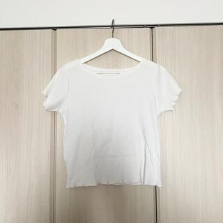 フーズフーチコ(who's who Chico)のwho's who chico Tシャツ(Tシャツ(半袖/袖なし))