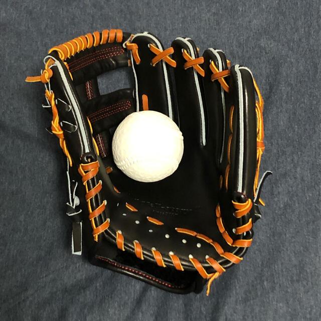 久保田スラッガー(クボタスラッガー)の【価格相談可能】エールストーリー 硬式オーダーグローブ 2B004型 スポーツ/アウトドアの野球(グローブ)の商品写真