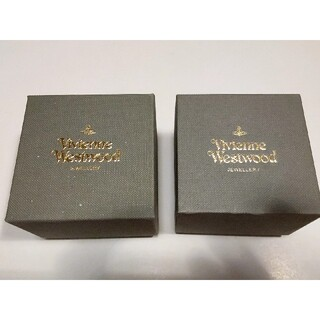 ヴィヴィアンウエストウッド(Vivienne Westwood)のヴィヴィアン・ウエストウッド アクセサリー 空箱(その他)