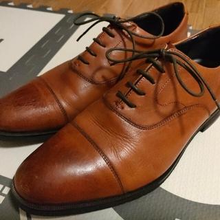 オリヒカ(ORIHICA)のビジネスシューズ オリヒカ ブラウン ストレートチップ スーツ フォーマル(ドレス/ビジネス)