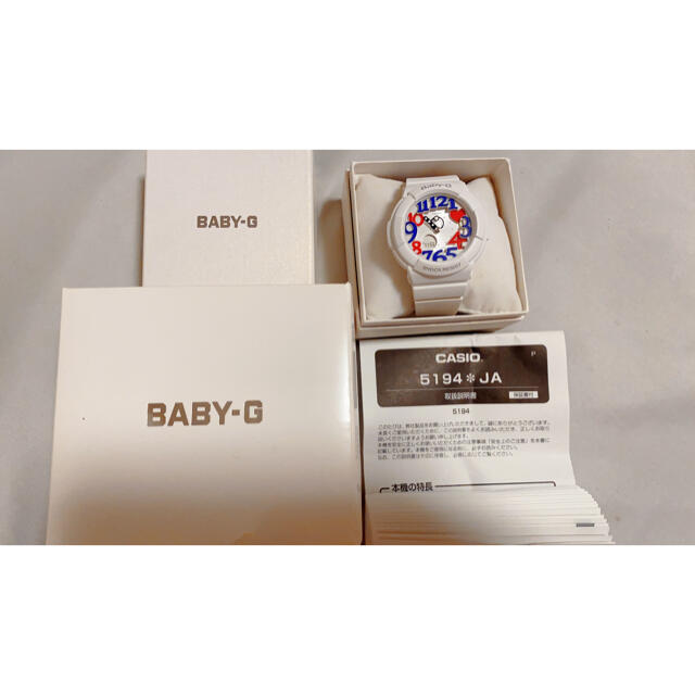 Baby-G(ベビージー)のBABY-G時計 メンズの時計(腕時計(アナログ))の商品写真
